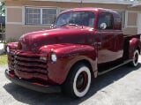Photo 1952 chevy 3100 pk restored a/c custom