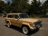 Photo 1981 Jeep Cherokee Laredo 4-Wheel Drive 52,667...