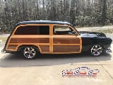 Photo 1951 Ford Woody Wagon