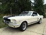 Photo 1965 mustang fastback shelby gt350 5.0 efi...