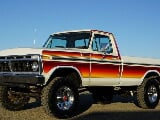 Photo 1976 Ford F-250 Ranger XLT Highboy