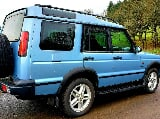 Photo 2003 Land Rover Discovery SE7