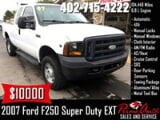 Photo 10,000, 2007 Ford F250 Super Duty EXT Cab