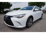 Photo 2017 Toyota Camry SE, Super White in Columbia,...