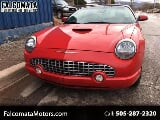 Photo 2003 Ford Thunderbird Deluxe