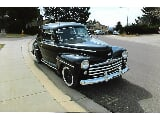 Photo 1947 Ford Super Deluxe