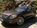 Photo 2008 Mercedes-Benz CL-Class CL600