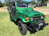 Photo 1970 Toyota Land Cruiser FJ40 F155