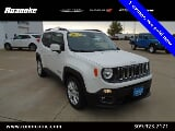 Photo 2017 Jeep Renegade Latitude, Alpine White in...