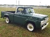 Photo 1958 Ford F-100 Short Bed Pickup