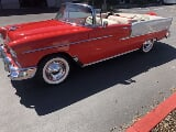 Photo 1955 Chevrolet Bel Air Convertible