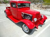 Photo 1934 Ford Pickup Street Rod Show Truck is...