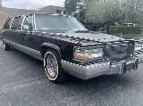 Photo 1990 Cadillac Limo