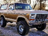 Photo 1978 Ford Bronco Ranger XLT 4x4 Classic...