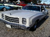 Photo 1977 chevrolet monte carlo 2 door