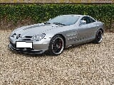 Photo 2007 Mercedes-Benz SLR