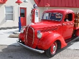 Photo 1939 Ford 1half Ton Platform Stake Truck