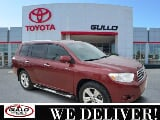 Photo 2010 Toyota Highlander Limited, Salsa Red Pearl...