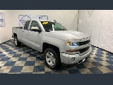 Photo Used 2017 Chevrolet Silverado 1500 LT for sale