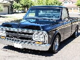 Photo 1969 GMC CUSTOM Fleetside ½ ton pickup