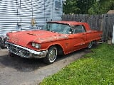 Photo 1960 Ford Thunderbird