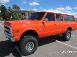 Photo 1970 Chevrolet C10 Suburban Base Sport Utility...