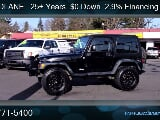 Photo 2006 Jeep Wrangler Sport, Black Clearcoat in...