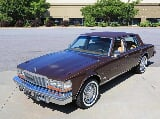 Photo 1977 Cadillac Seville Sedan Brown