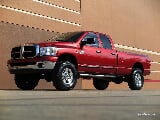 Photo 2007 Dodge Ram 2500 SLT Quad Cab Long Bed 4X4...