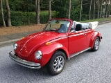Photo 1974 Volkswagen Beetle Convertible