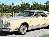 Photo 1979 Lincoln Mark Cartier, 52k Miles, Fully Loaded