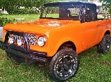Photo 1961 International Scout Harvester Convertable...