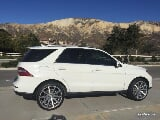 Photo 2013 Mercedes-Benz M-Class Sport