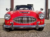 Photo 1966 Austin-Healey 3000 Mark III BJ8