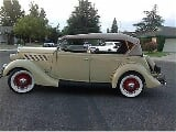 Photo 1935 Ford Phaeton