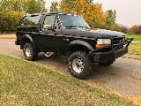 Photo 1993 Ford Bronco