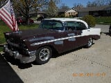 Photo 1956 Chevrolet Bel Air 4 Dr Hardtop