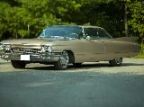 Photo 1960 Cadillac Series 62 Coupe