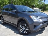 Photo 2017 Toyota RAV4 LE