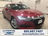 Photo Used 2018 Honda Accord LX Hickory, NC 28602