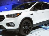 Photo 2018 Ford Escape SE 4WD