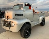 Photo 1948 ford coe cabover 5.9l cummins diesel 4x4...