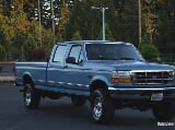 Photo 1995 FORD F-350 4WD XL