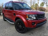 Photo 2015 land rover lr4 4wd hse luxury-edition