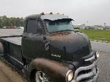 Photo 1954 Chevrolet 5 window COE Cabover Custom Pickup