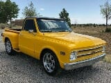 Photo 1969 Chevrolet C-10 short bed stepside pickup