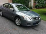 Photo 2010 Nissan Altima for sale in Washington, DC...