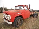 Photo 1960 ford truck