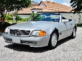 Photo 1991 Mercedes-Benz 300-Class 300 SL