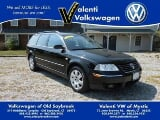 Photo 2003 volkswagen passat 4 door wagon